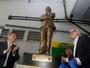Maior treinador da história do Boca, Bianchi ganha estátua na Bombonera