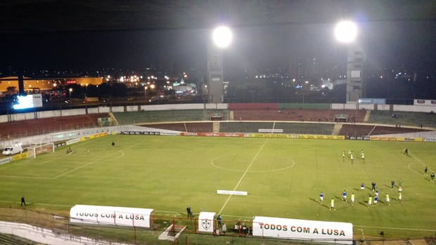 Canindé, estádio, Copa do Brasil, Portuguesa, Ituano
