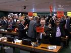 Conselho de Ética aprova relatório que recomenda a cassação de Cunha