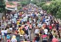 'Vaca Atolada' arrasta 5 mil foliões pela Zona Norte de Teresina