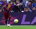 """Barça esquenta retorno com """"magia"""" de Neymar contra o Espanyol; confira"""