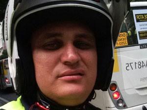 Guarda de trânsito David Bezerra da Silva foi morto nesta quarta-feira (11) (Foto: Arquivo pessoal)