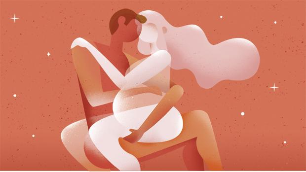 Sexo na gravidez (Foto: Bárbara Malagoli)