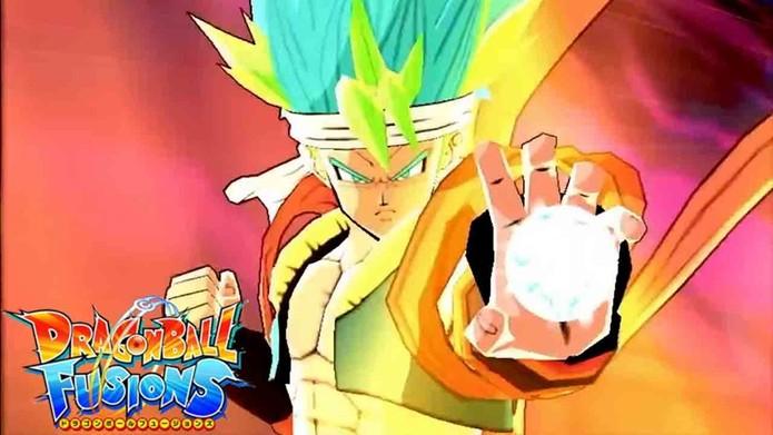 Fusão em Dragon Ball Fusions (Foto: Divulgação/Bandai Namco)