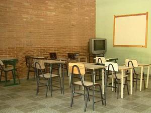 Pacientes terão aula em Instituto Silveira Barreto (Foto: Claudio Oliveira/EPTV)