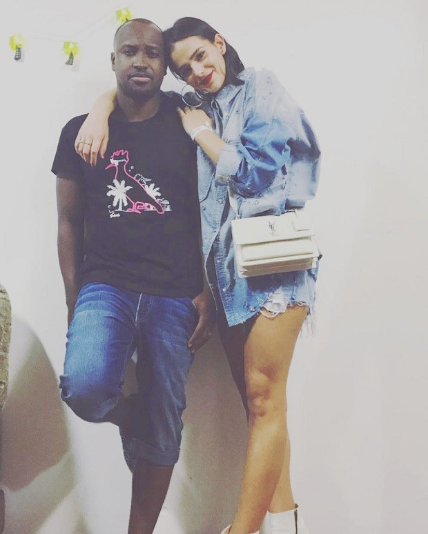 Bruna Marquezine e Thiaguinho (Foto: Reprodução/Instagram)