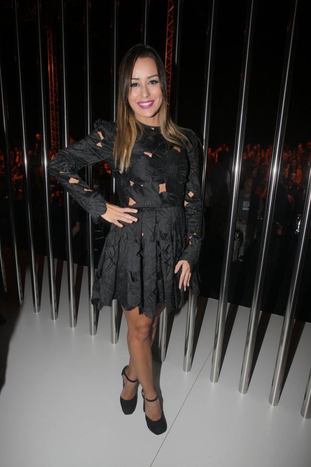 Ex-BBB Leticia  (Foto: Leo Franco / AgNews)