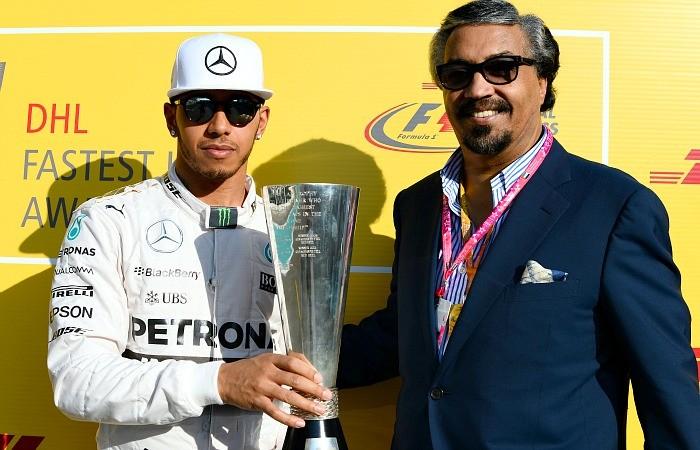 Lewis Hamilton prêmio melhor volta