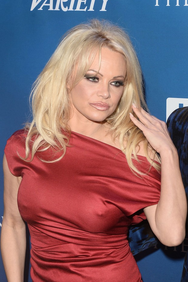 Pamela Anderson (Foto: GETTY IMAGES NORTH AMERICA / AFP)