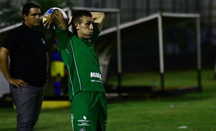 Comercial x Guarani - Série A2 (Foto: José da Cunha / Guarani FC)