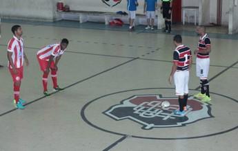 Seis partidas movimentam o PE de Futsal, começando com clássico