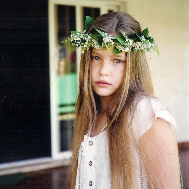 Tzipi Refaeli compartilhou as imagens da infância da modelo em seu ...