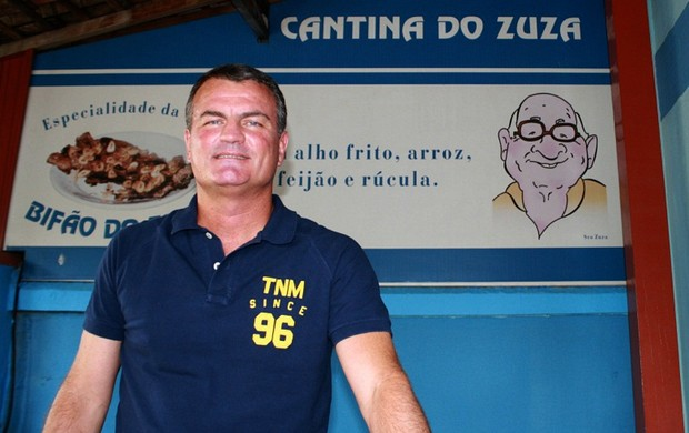 mazola júnior (Foto: Lula Moraes / GloboEsporte.com)