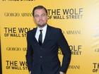 Elegantes, DiCaprio e Matthew McConaughey vão a première