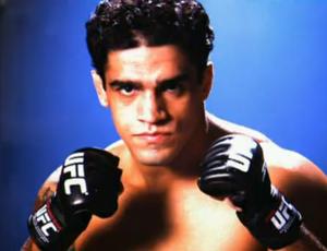 Thiago Tavares, lutador de UFC  (Foto: Reprodução SporTV)