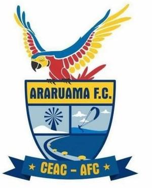 escudo do araruama futebol clube (Foto: Divulgação)