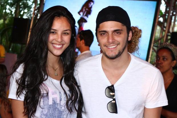 Yanna Lavigne e Bruno Gissoni (Foto: Raphael Mesquita / Divulgação)