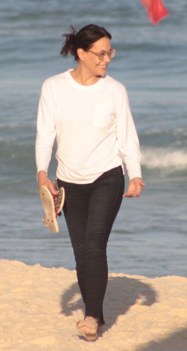Carolina Ferraz (Foto: Agnews)