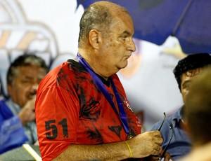 alexi portela; vitória (Foto: Felipe Oliveira/Divulgação/EC Vitória)