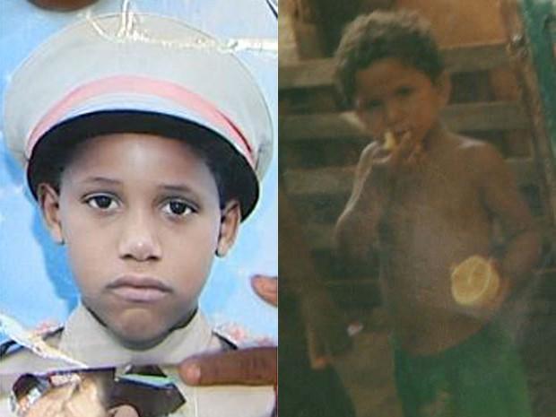 Abraão e Pedro foram encontrados em casa no Jardim Progresso, em Ribeirão Preto, SP (Foto: Reprodução/EPTV)