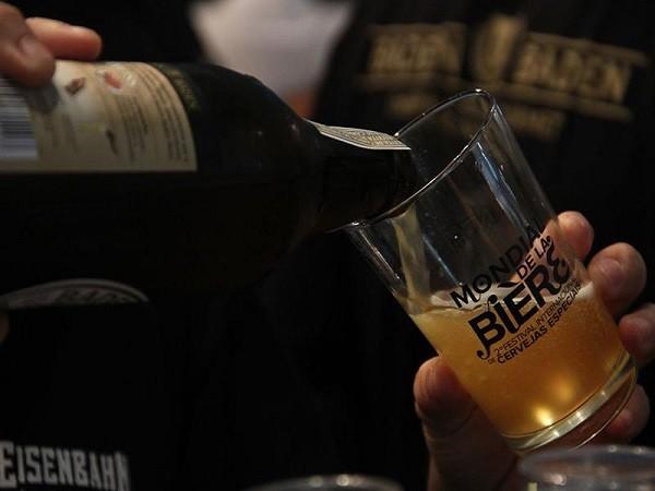 O Mondial de la Bière está em sua terceira edição no Rio
