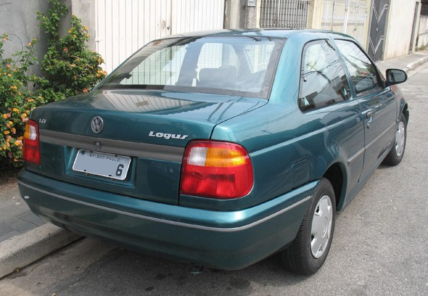 Volkswagen Logus CL 1.8 (Foto: Reprodução)