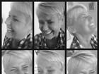 Xuxa aparece sorridente em fotos postadas por Junno Andrade