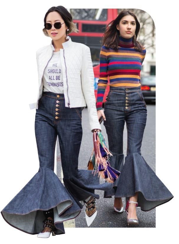 As it girls Aimee Song e Patricia Manfield (Foto: Imaxtree)