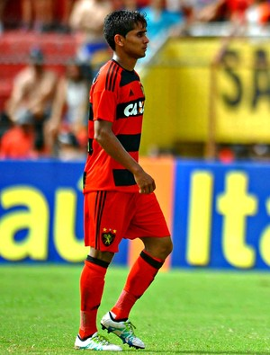 Everton Felipe (Foto: Aldo Carneiro (Pernambuco/Press))
