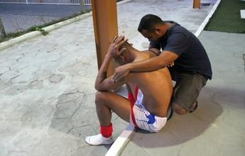 Vestiário é invadido, e atletas do Fast relatam roubo de celulares e relógio