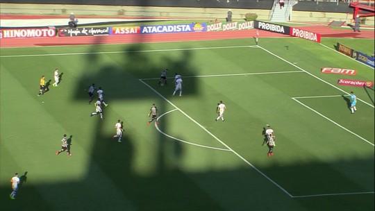 "Cereto critica Corinthians ""medroso"": ""Se comportou como time pequeno"""