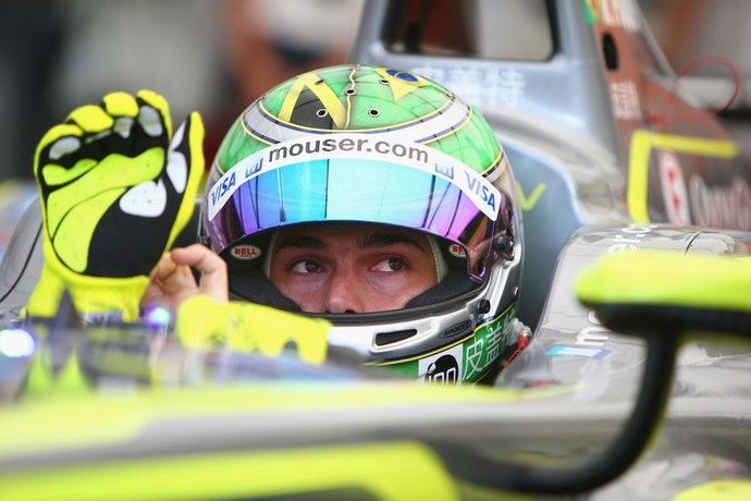 Lucas di Grassi ficou fora do pódio e caiu para terceiro no Mundial de Pilotos da Fórmula E (Foto: Getty Images)