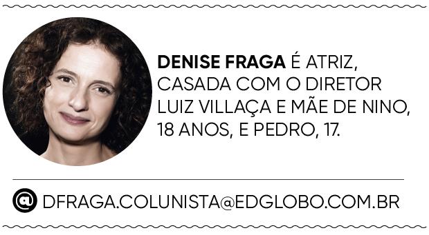 Denise Fraga (Foto: Gabriel Rinaldi/Editora Globo)