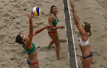 Maria Elisa/Carol avança às oitavas; três duplas do país vão à repescagem