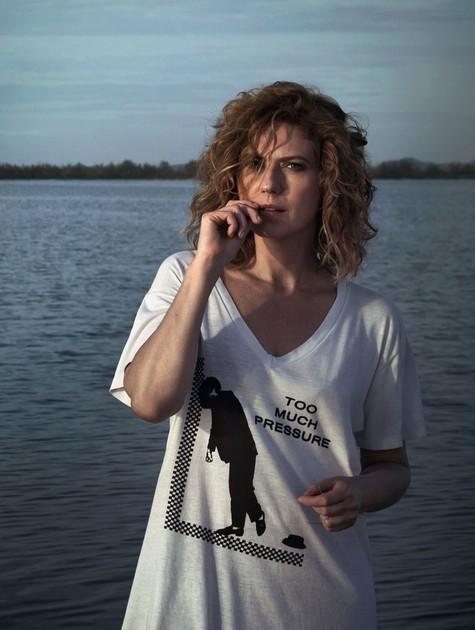 Patricia Pillar (Foto: Murillo Meirelles - Revista Tpm)