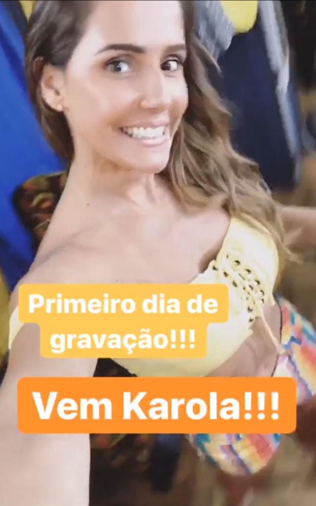 Deborah Secco (Foto: Reprodução Instagram)