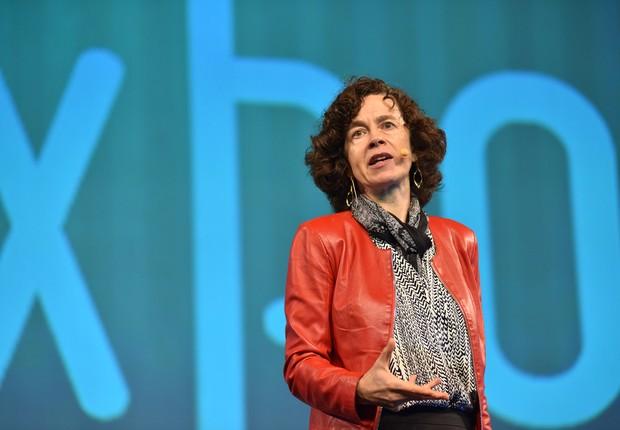 Rebecca Henderson, consultora de sustentabilidade e professora da Harvard University e Harvard Business School (Foto: Openspace)