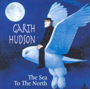 Capa do CD solo de Garth Hudson