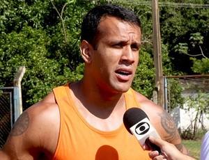 Bruno Lins, velocista, Prudente (Foto: Sérgio Borges / Divulgação)