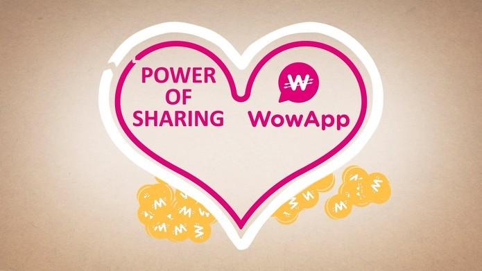 WowApp é o concorrente do WhatsApp que paga seus usuários (Foto: Divulgação/WowApp)