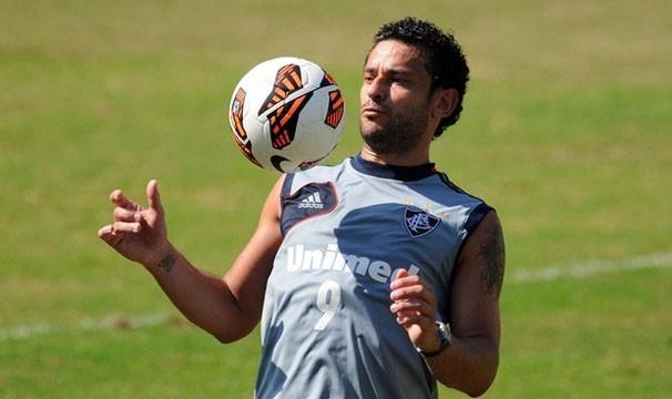 Fred Fluminense  (Foto: Rossana Fraga / Photocâmera / Reprodução: Globoesporte.com)