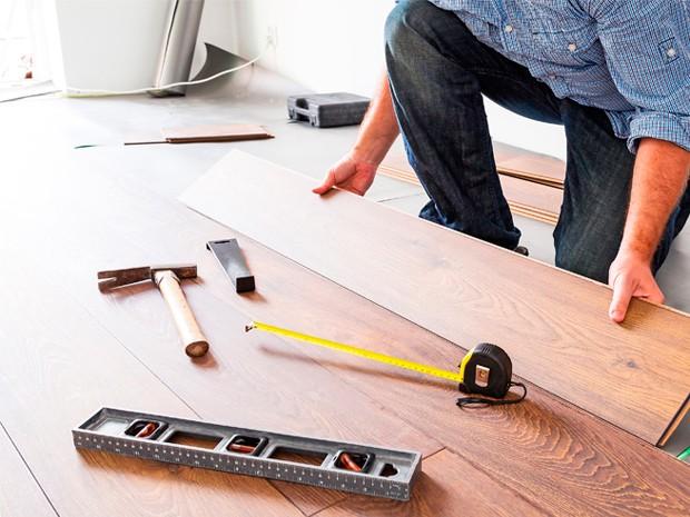 G1 conhe a as vantagens e desvantagens dos tipos de piso - Piso vinilico sobre ceramica ...