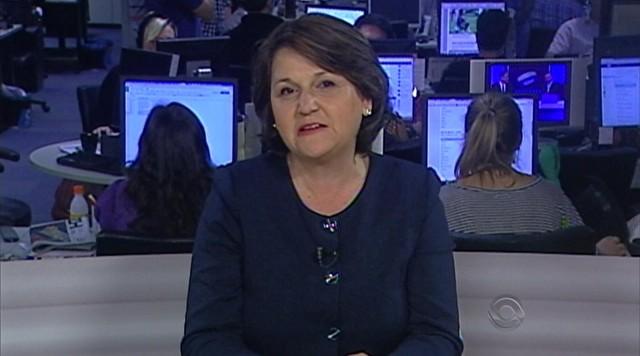 Rosane de Oliveira comenta a eleição de Sartori como novo governador do RS
