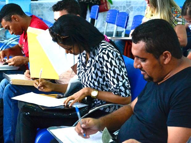 Inscrições para banco de professores do Iema vão até 18 de abril (Foto: Karlos Geromy/Secap/Governo do Maranhão)