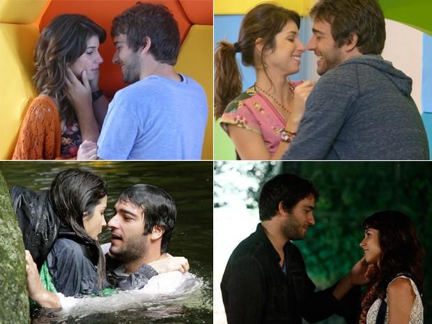 Confira os momentos fofos do casal Mavi! (Foto: Geração Brasil/TV Globo)