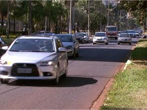 Roubos e furtos de carros aumentam 35% na zona sul de Ribeirão Preto em 2013 (Foto: Carlos Trinca/EPTV)
