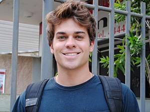 Lucas Cordeiro (Foto: Malhação / TV Globo)