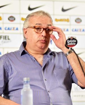 Roberto de Andrade presidente Corinthians (Foto: Marcos Ribolli)
