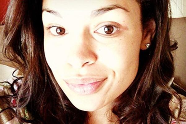 A cantora Jordin Sparks aproveitou seu Instagram para mostrar seu rosto sem maquiagem (Foto: Instagram)