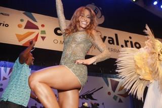 EGO - Saiba o que rolou em noite de samba com beldades no Rio ... 37810153c4